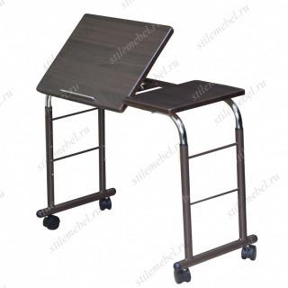 Компьютерный стол 46-777 (орех)