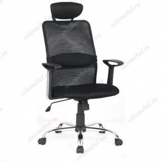 Кресло компьютерное H-8878 F-1CS комфорт черный