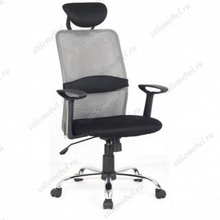 Кресло компьютерное H-8878 F-1CS комфорт серый
