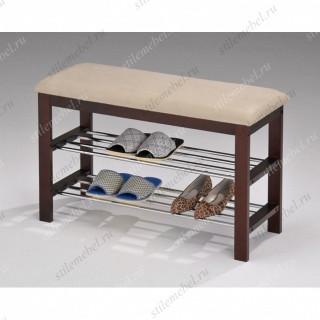 Обувница-скамья SR-0628 бежевый