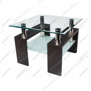 Журнальный стол CT-52 венге (60х60)