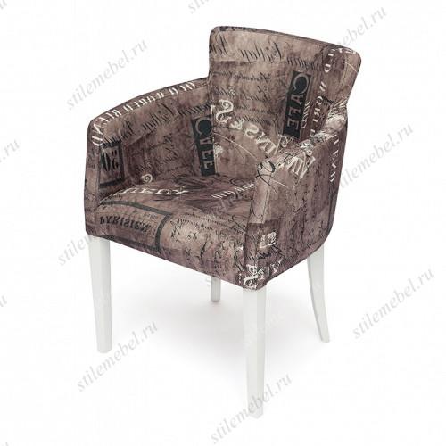 Кресло «Круна» (Knez) белый