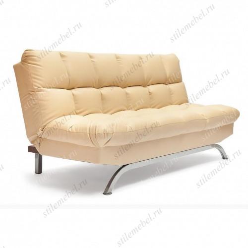 Диван-кровать «Америлло» (Amerillo) A03 кож/зам, бежевый, 36-34