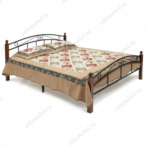 Кровать АТ-8077 WB (160)