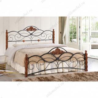 Кровать двуспальная CANZONA (Канцона) 120