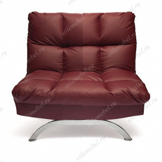 Кресло «Америлло» (Amerillo) кож/зам, бордо