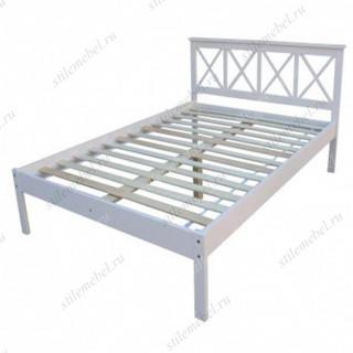 Кровать деревянная FRANCESCA 140