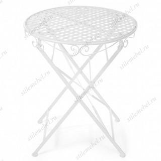 Складной стол PATIO белый