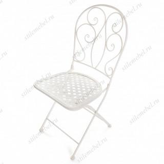 Складной стул MADLEN (МАДЛЕН) белый