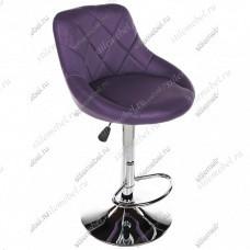 Барный стул Curt фиолетовый