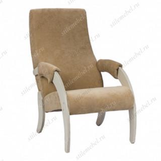 Кресло для отдыха Модель 61-М (Verona Vanilla /Сливочный )