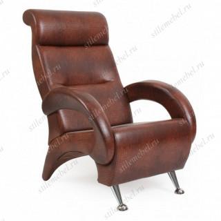 Кресло для отдыха, мод.9-К (Ant. Крокодил) Коричневый