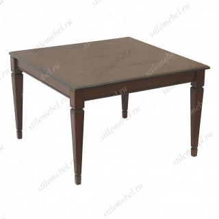 Журнальный столик В 80 темно-коричневый