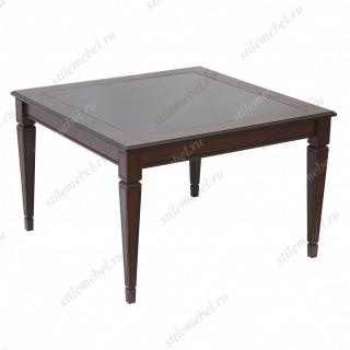 Журнальный столик В 80С темно-коричневый