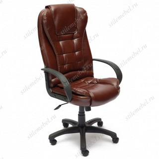 Кресло офисное «Барон СТ» (BARON ST) коричневый 2TONE