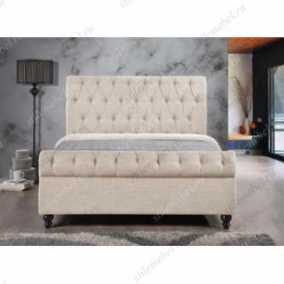 Кровать Secret De Maison VERONICA [140*200 см (Double bed), бежевый]