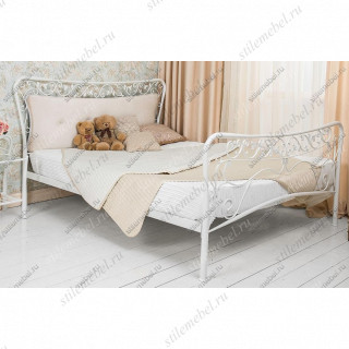 Кровать Lana MATT WHITE 160 смх200 см