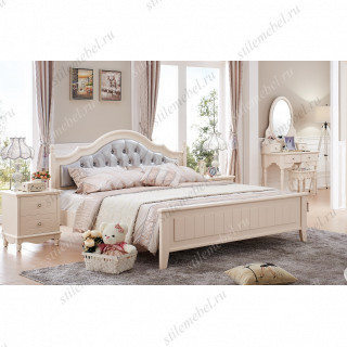 Кровать детская MK-4611-IV 1.2x2 м