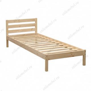 Кровать Валькирия 07 (90х200)