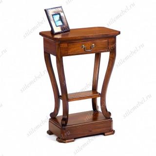 Столик для ламп с 1-м выдвижным ящиком T024-HP
