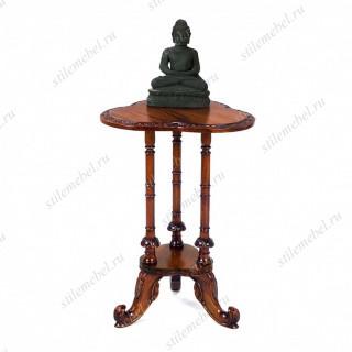 Столик для ламп резной T013-HP