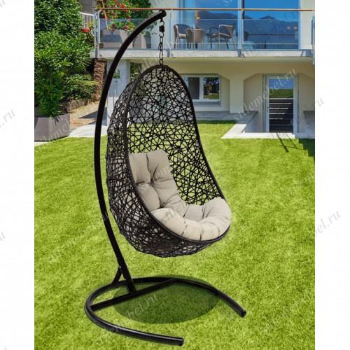 Кресло подвесное EASY черный