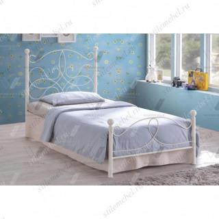 Кровать Frida 90 х 200 бежевая