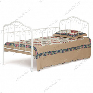 Кровать-софа «Leto» (Лето) butter white 90*200 см (Day bed)