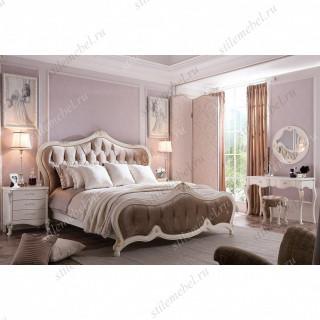MK-5000-WG. Кровать (180х200) изголовье-ткань