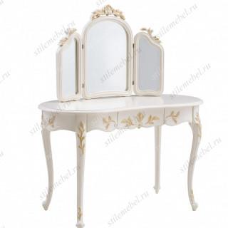 Туалетный столик с зеркалом MK-5013-WG