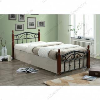 Кровать Mabel MK-5224-RO (решетка металлическая), 90x200