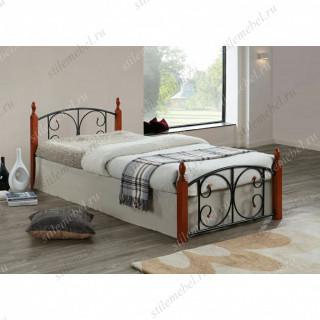 Кровать MK-5220-RO (решетка металлическая), 90x200