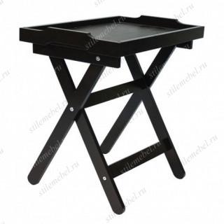 Столик с подносом Лотос (венге)