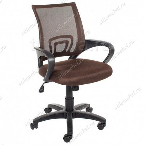 Офисное кресло Turin коричневое