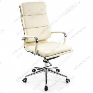 Компьютерное кресло Samora кремовое